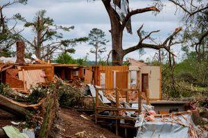 Al menos dos muertos por tornados en Texas y Oklahoma