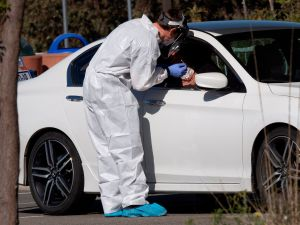 La ciudad de Carson realizará la prueba de coronavirus a todos sus residentes con o sin síntomas