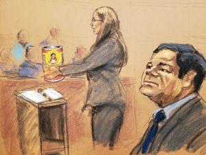 ¿El Chapo Guzmán al cine? La historia del juicio que lo refundió en la cárcel será contada