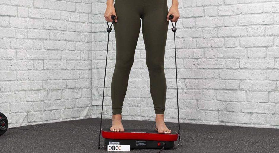 Las mejores 4 plataformas vibradoras que te permitirán bajar los kilos de más fácilmente