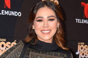 Danna Paola anuncia nuevo álbum ¡metida en una tina!