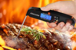 Los mejores 4 termómetros digitales de cocina para que tus carnes queden en su punto