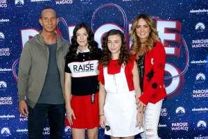 Hija de Andrea Legarreta da positivo a COVID-19 y no puede debutar en telenovela
