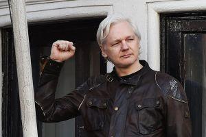 Julian Assange tuvo dos hijos mientras estuvo confinado en Ecuador