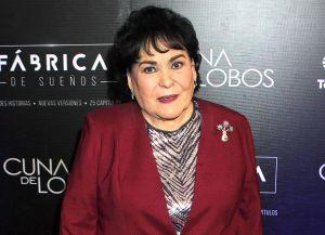 Los consejos de Carmen Salinas para peinar el cabello sin maltratarlo