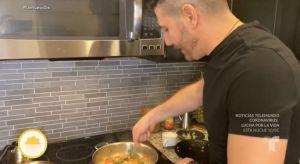 Recetas de cuarentena: Guisado de garbanzos del Chef James