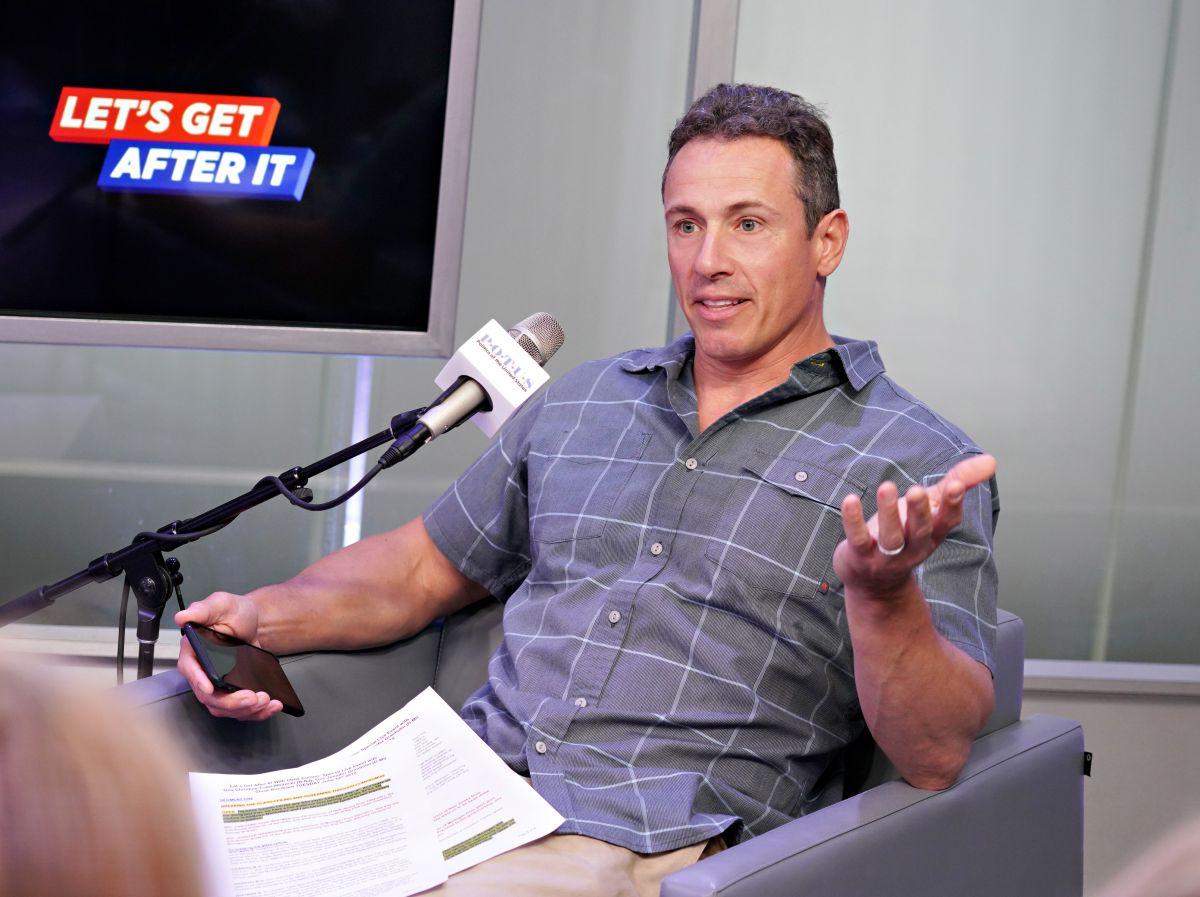 Chris Cuomo dice que su trabajo en CNN no vale la pena