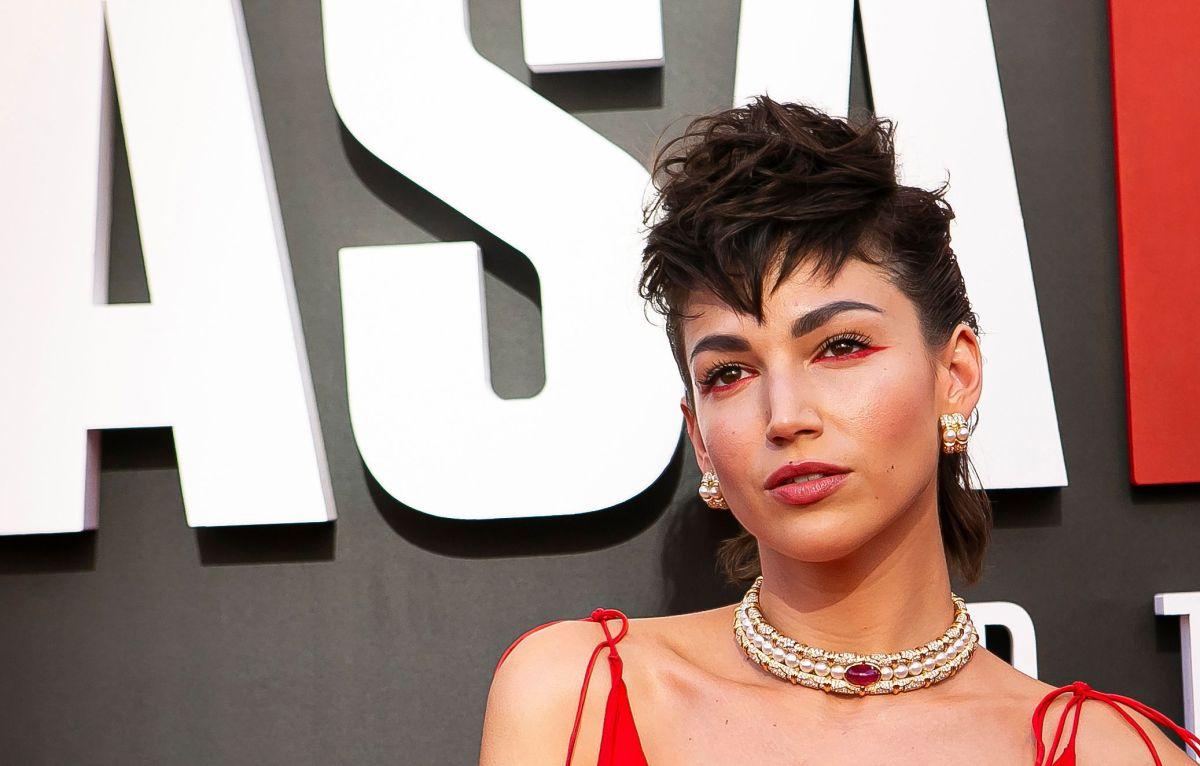La actriz española Úrsula Corberó hace su debut en Hollywood.
