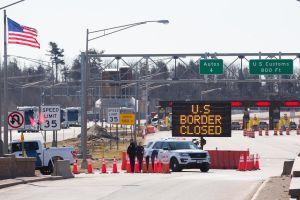 Estados Unidos, México y Canadá amplían restricciones de viajes a través de las fronteras debido a coronavirus