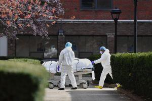 """Informe de muertes por COVID en asilos es """"incorrecto"""", dice el departamento de salud de NY"""