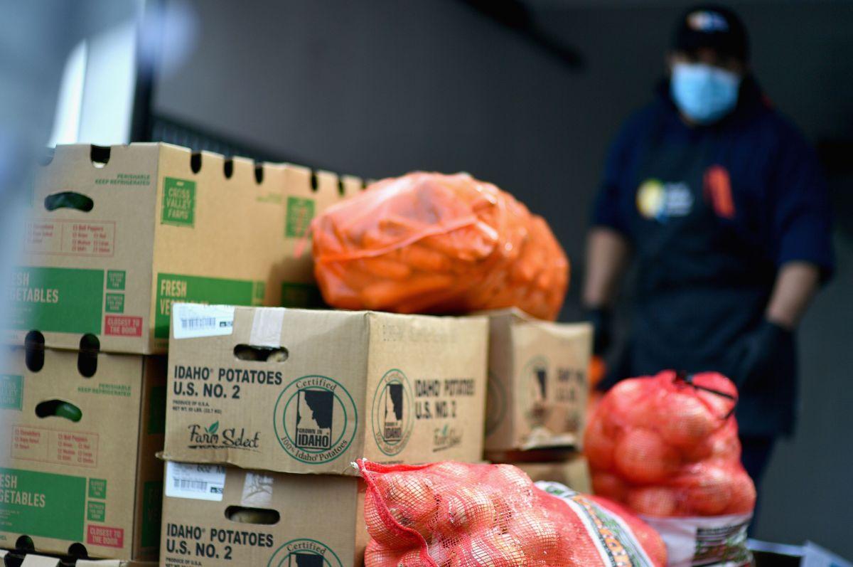La inflación anual sigue en 5.4%.