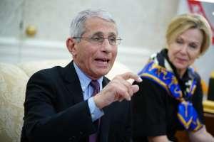 Anthony Fauci estima que muertes por coronavirus alcanzarían las 300,000 para fin de año