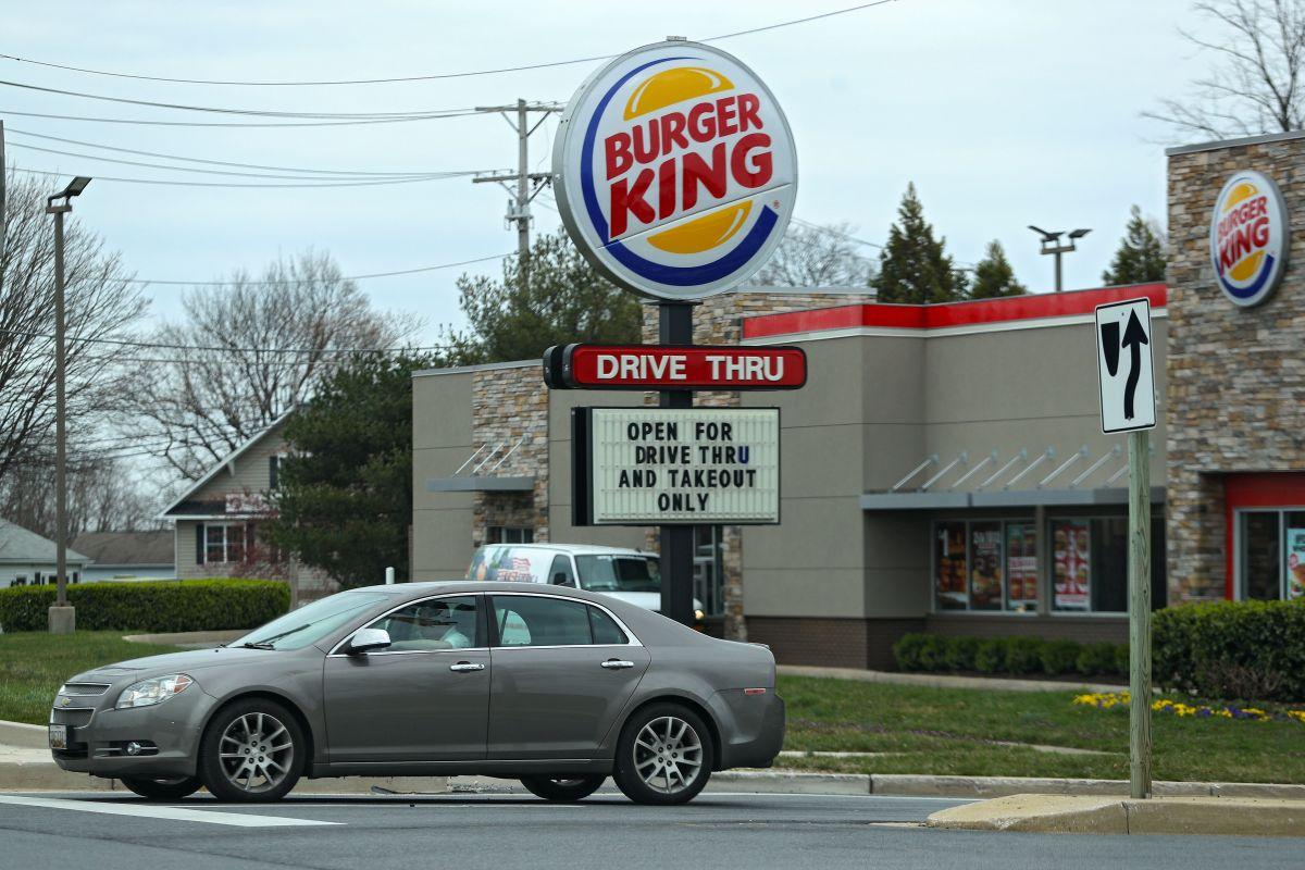 Cómo logró un empleado de Burger King robar $30,000 a la empresa