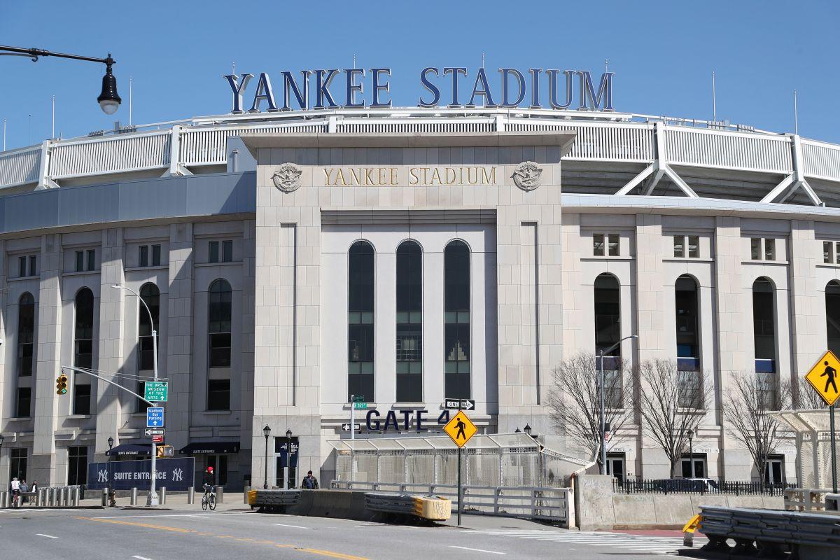 Estadio de los Yankees en El Bronx abrirá como 'mega sitio' de vacunación el viernes