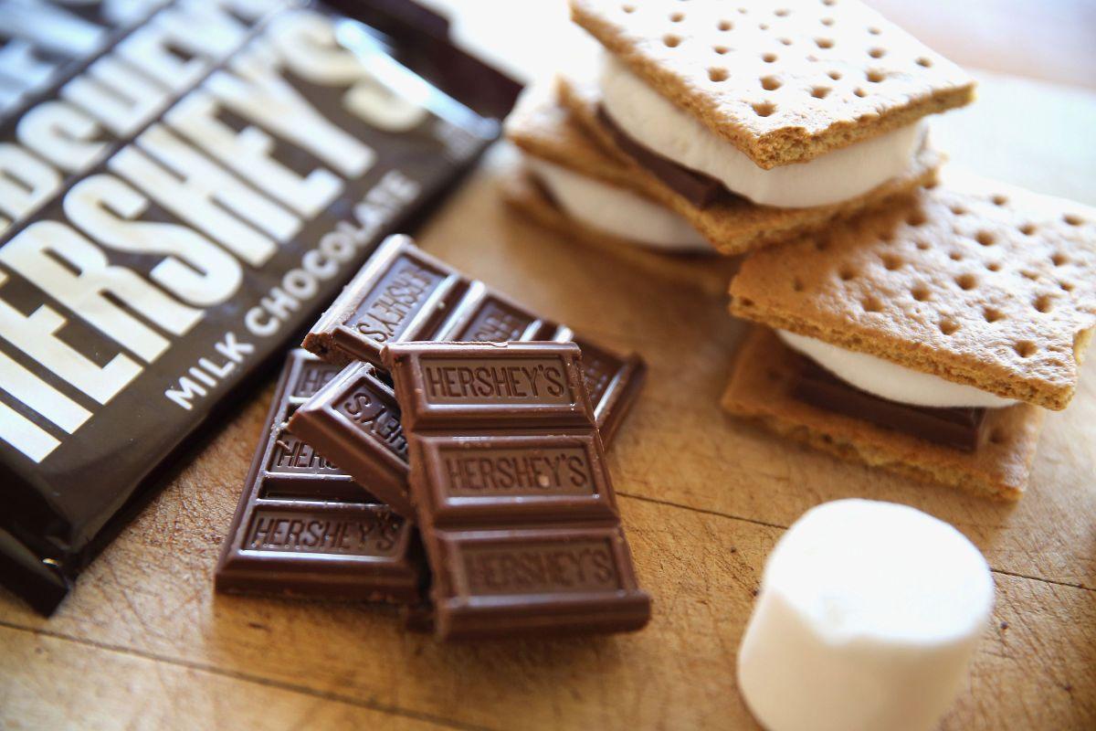 La marca de chocolates Hershey asegura que la gente compra menos dulces en medio de la crisis
