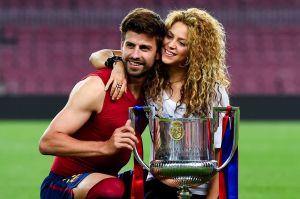 La foto más tierna de Shakira y Piqué