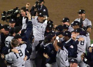 Aficionados deciden el mejor momento en la historia de los Yankees