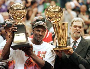 """Michael Jordan y """"The Last Dance"""", llegó la hora de ver el documental del mejor basquetbolista"""