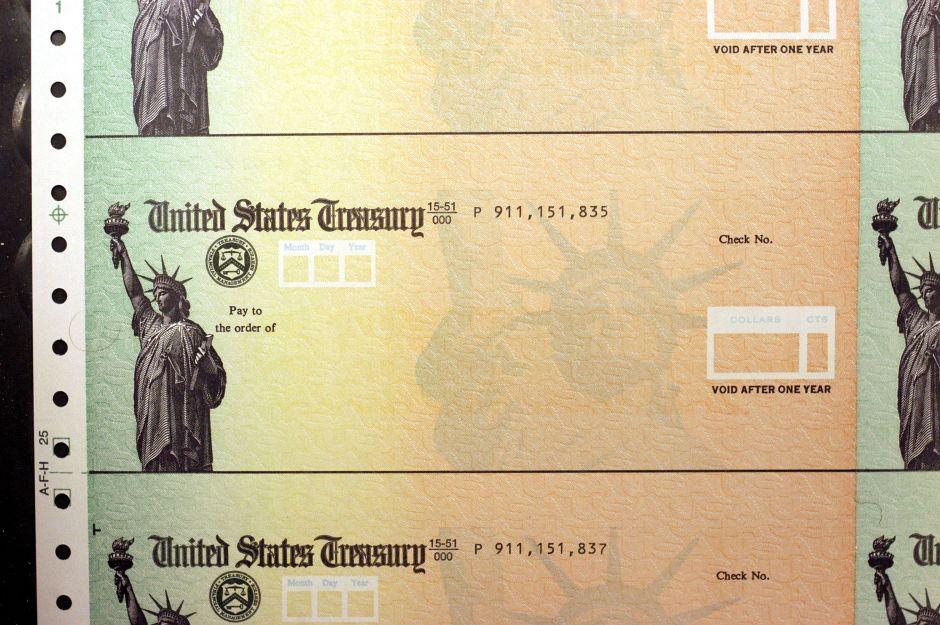 IRS: California, Texas, Florida y Nueva York, entre los estados que más dinero han recibido en cheques de estímulo