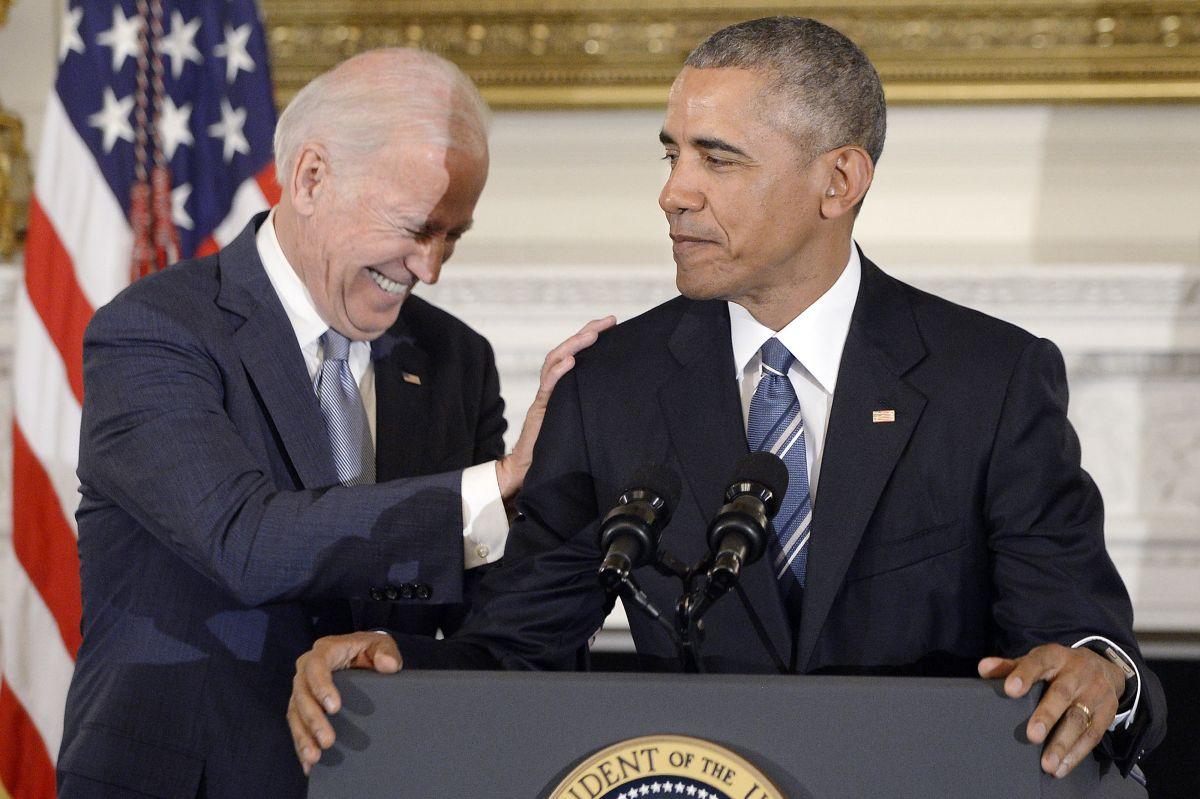 Nuevo video de Obama y Biden desata locura en Twitter