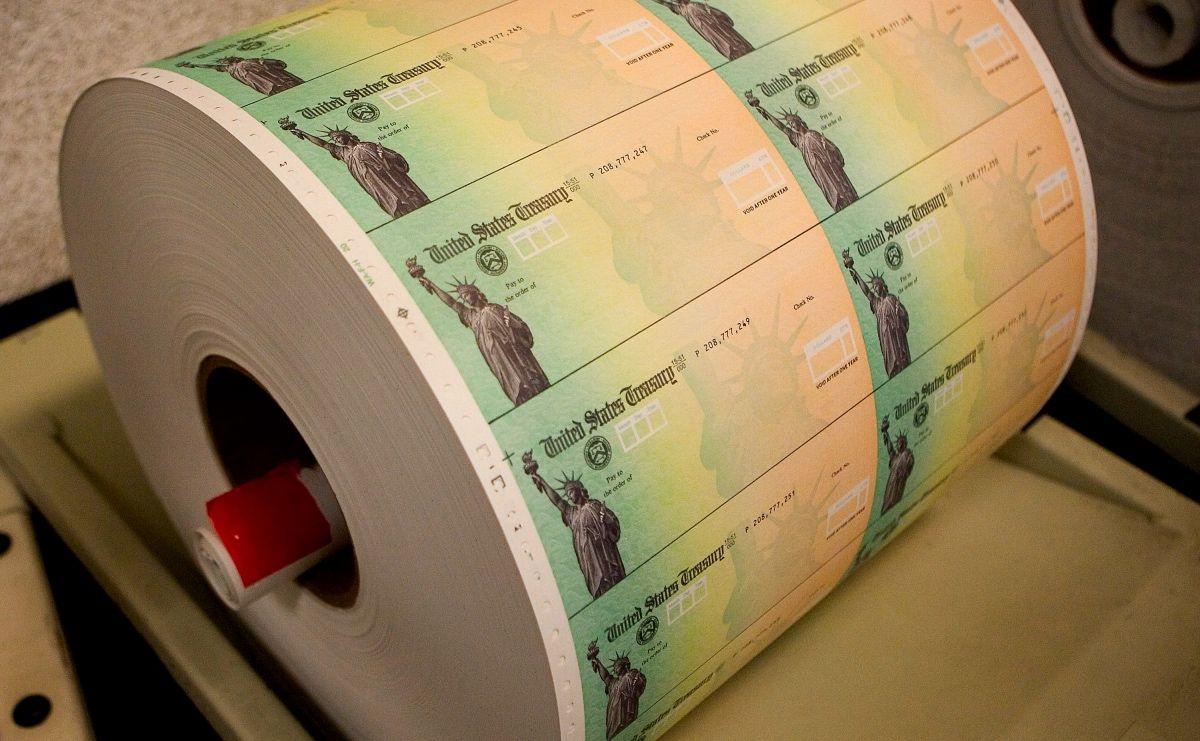 Segundo cheque de estímulo para quienes ganen $40,000 o menos, los retos del IRS