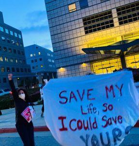 Enfermera muere sola por coronavirus, llamó a emergencias pero no respondieron