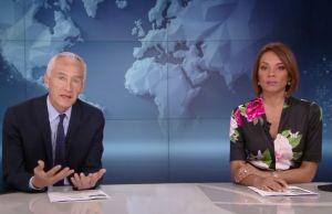 """Ilia Calderón y Jorge Ramos: """"Hoy ha sido un día difícil para todos los que trabajamos en Univision"""""""