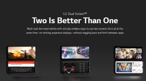V60 ThinQ: la apuesta de LG por un teléfono de doble pantalla
