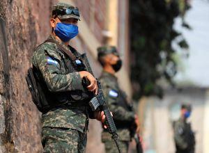 Honduras: Policía desmantela centro de operaciones de la MS-13