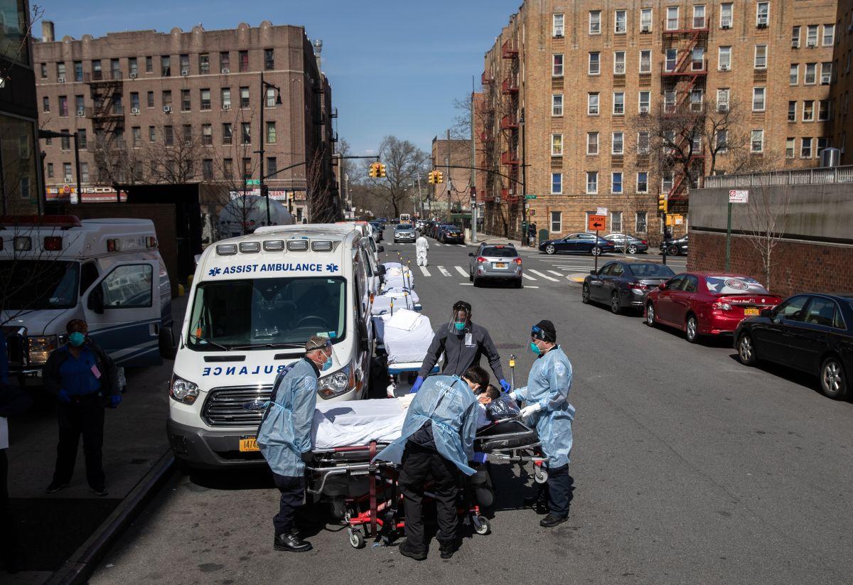 Vacunación selectiva a domicilio proyecta la Alcaldía de Nueva York con dosis únicas Johnson & Johnson