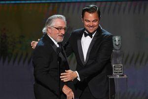 Leonardo DiCaprio y Robert De Niro ofrecen un papel en su próxima película a cambio de ayuda contra el coronavirus