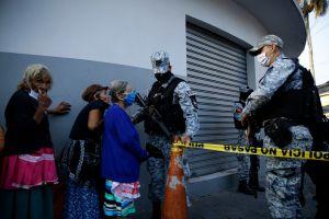 Coronavirus: Se mantiene cerco sanitario en San Salvador