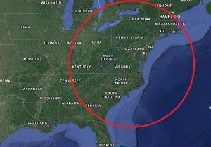 Alertan de tormentas y tornados en al menos 15 estados en cuarentena por coronavirus