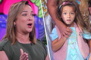 Hija de Adamari López, Alaïa, conmueve las redes sociales con un video junto su abuelita