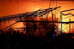 La Unión Tepito amenaza con quemar mercado de La Merced en CDMX