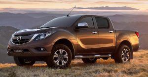 Mazda lanzará un nuevo rival para Nissan y Toyota, la pick-up BT-50