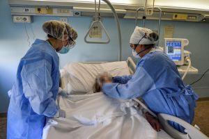 Mujer de 104 años se recupera de coronavirus; sobrevivió a la gripe española y a las 2 Guerras Mundiales