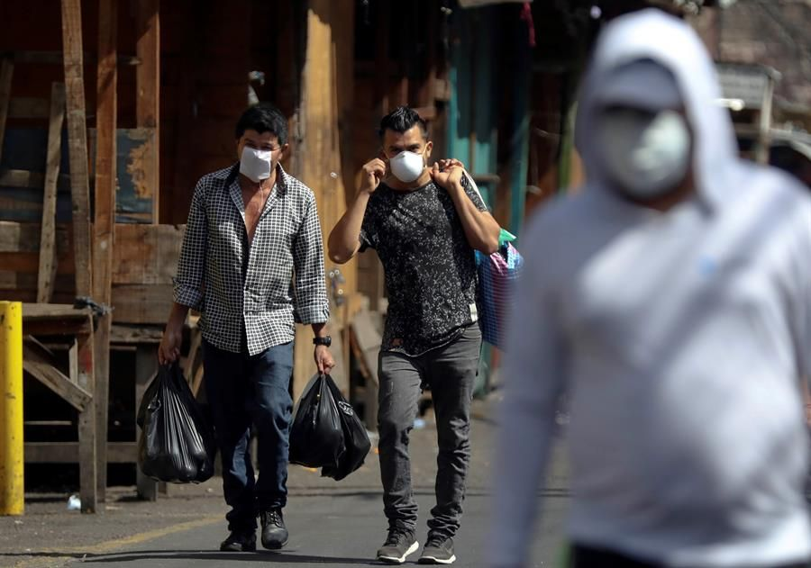 Coronavirus: Por sospecha de COVID-19 aislan a 70 enfermeras en Honduras