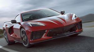 Prueba de velocidad máxima del nuevo Corvette 2020