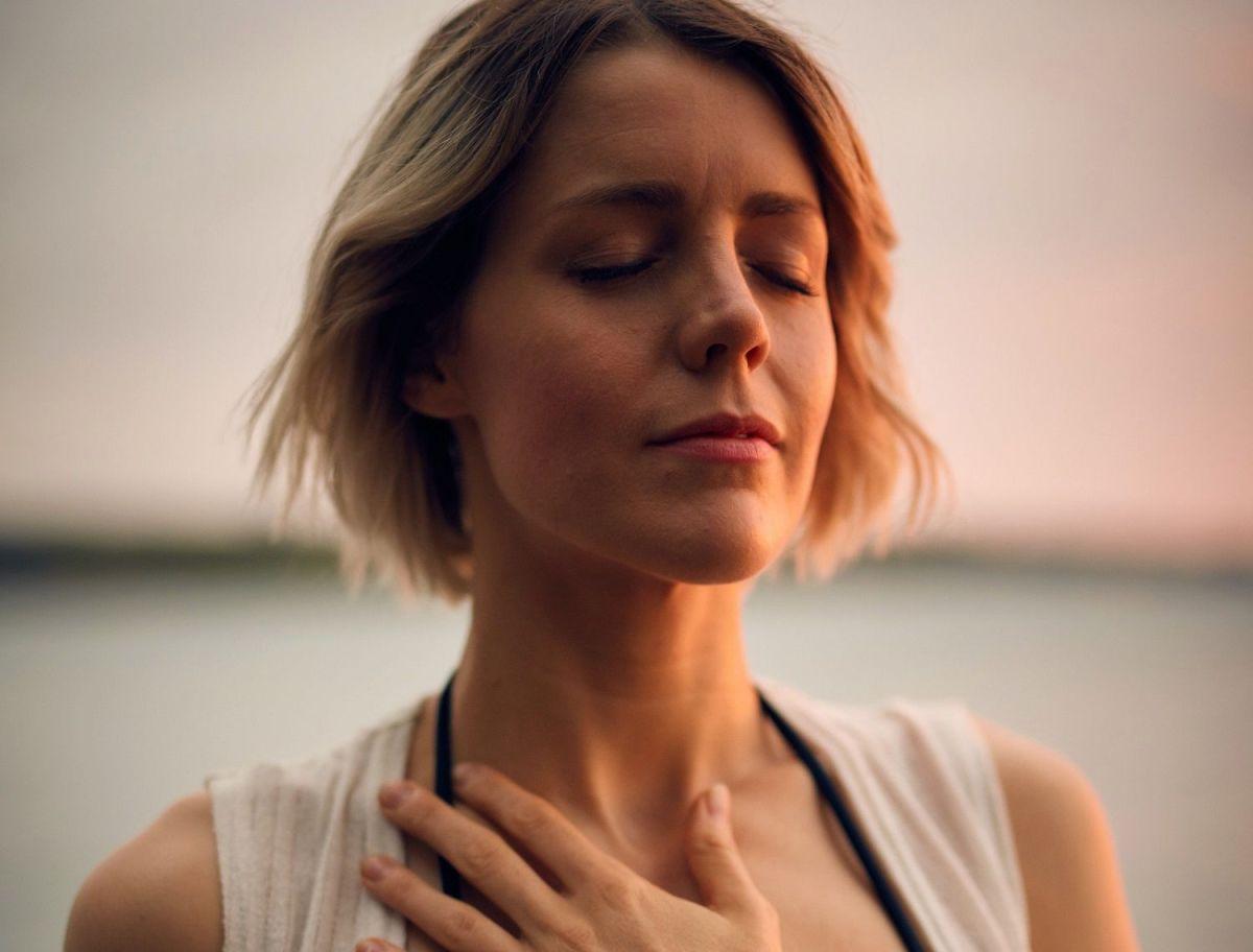 Aprende este ejercicio de respiración para combatir la ansiedad