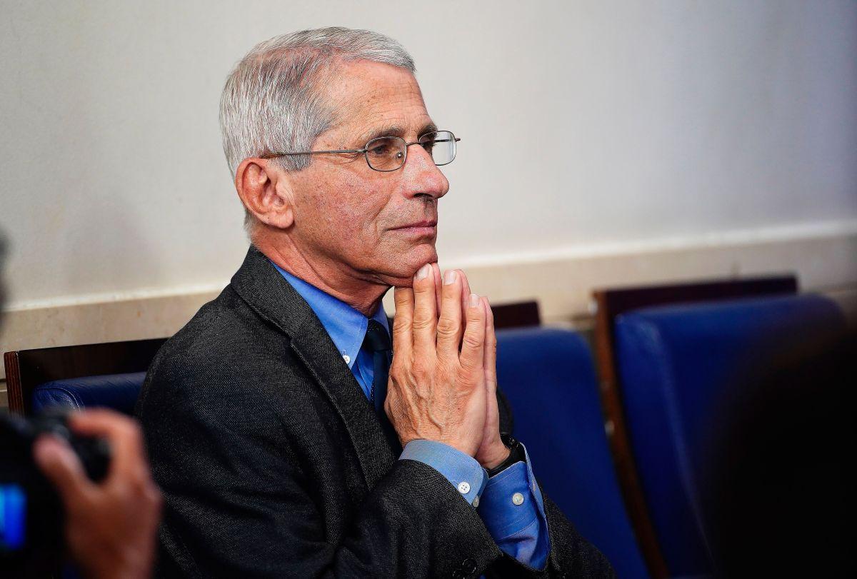 """Dr. Anthony Fauci advierte sobre cepas más """"siniestras"""" del coronavirus en EE.UU."""