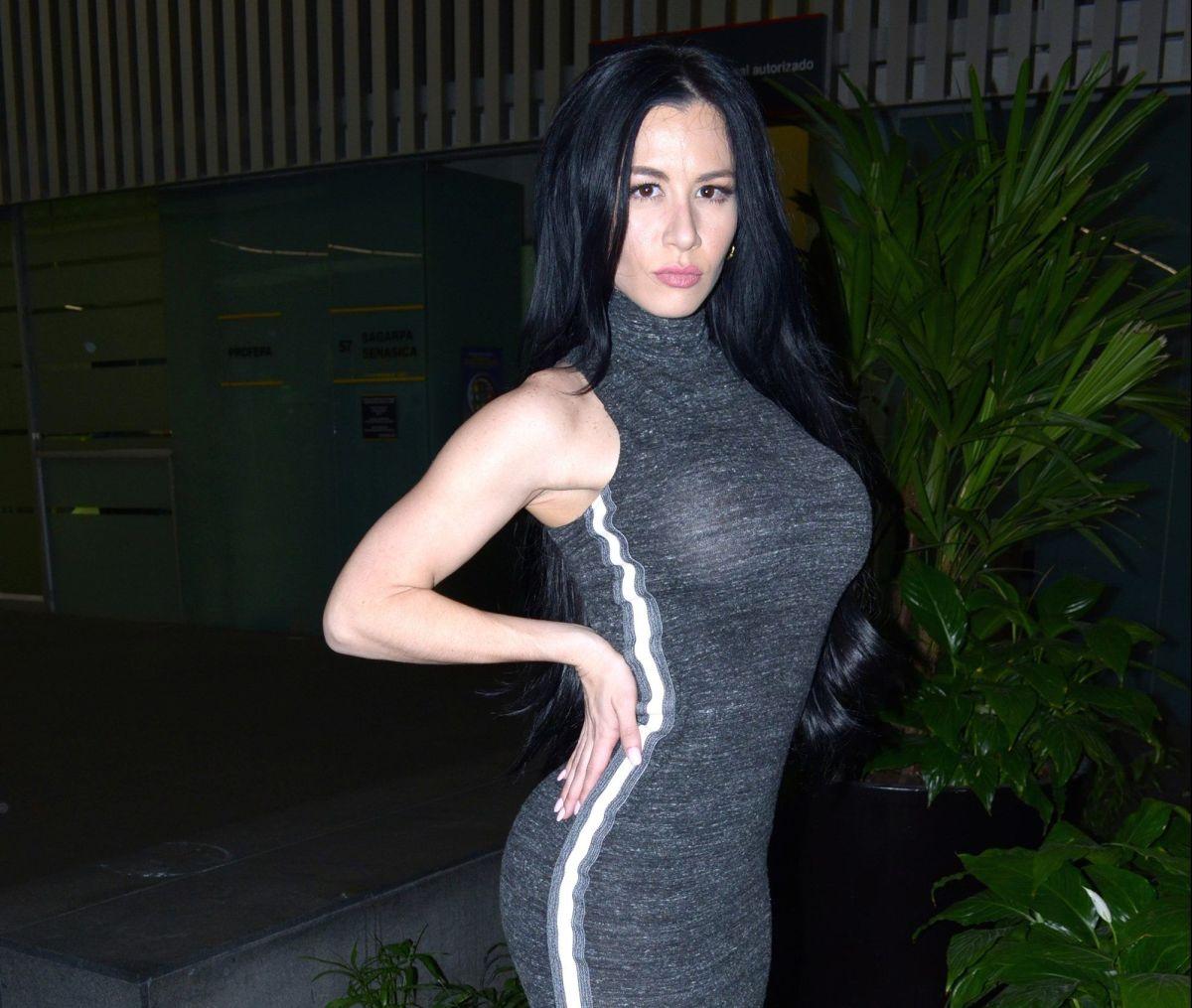La foto de Diosa Canales posando completamente desnuda que Instagram censuró