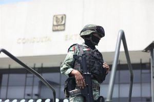 Advierten en Cuernavaca, Morelos con arrestar a quien no respete el distanciamiento social