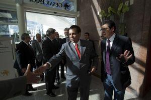Ex gobernador de Veracruz internado por derrame cerebral