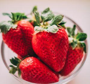 Una ración de fresas aporta la vitamina C que necesitas en el día