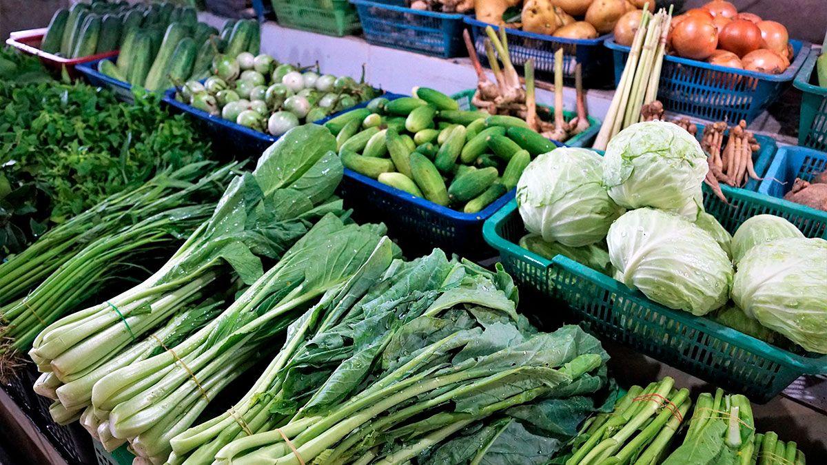 Una empresa cambia el ADN de las verduras para que tengan mejor sabor