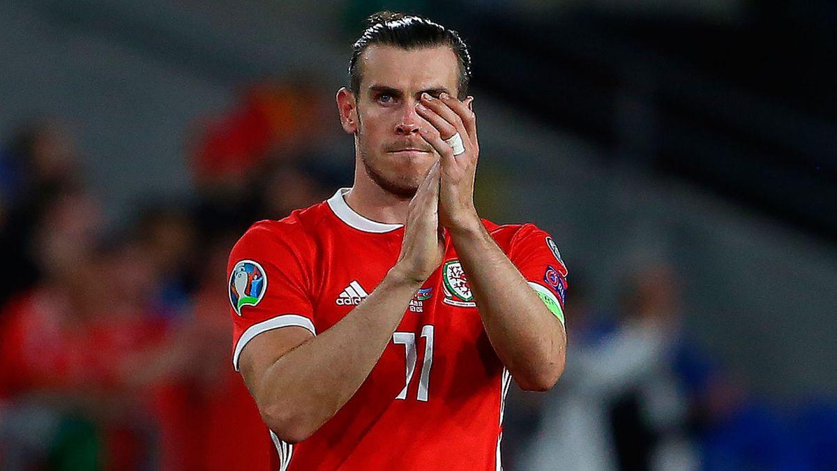 Como pocas veces lo has visto: Gareth Bale fue captado con el cabello suelto