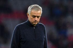 José Mourinho aceptó que estuvo mal salir a entrenar al parque con el Tottenham