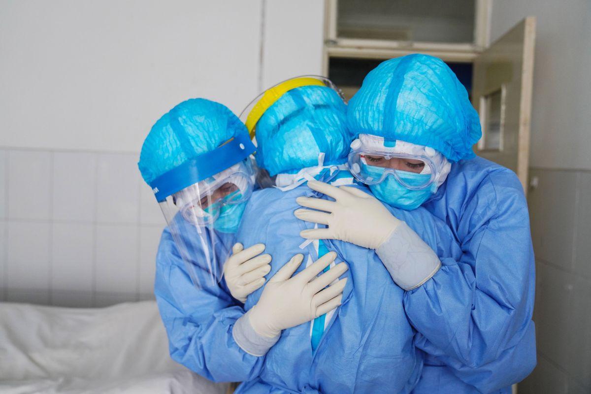 Coronavirus ya es la tercera causa de muerte en Estados Unidos