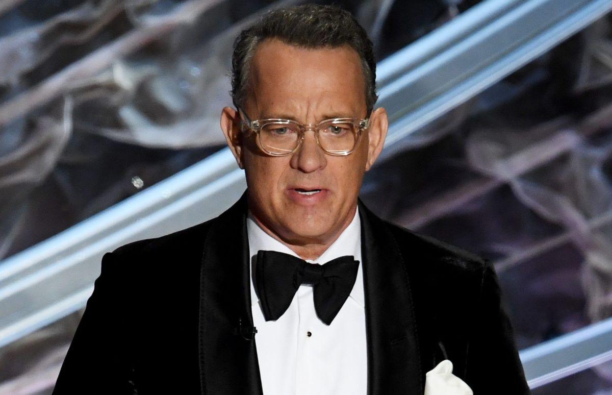 Tom Hanks dona sangre para crear una vacuna contra el coronavirus